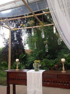 Como gastar menos de mil reais com a decoração do seu casamento. Casando sem Grana no É de casa da TV Globo