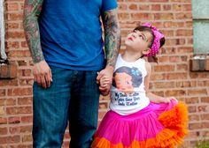Vintage Childrens tshirt... My dads tattoo is by CottonLaundry, $20.00