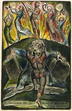 William Blake talk his self how to _____    A. draw   B. Write  c. Cut            A