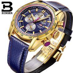 Binger Swiss watch