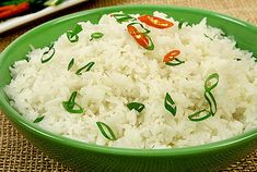Coconut Thai Rice - Just made this for supper and it was awesome! Added cilantro when it was finished....