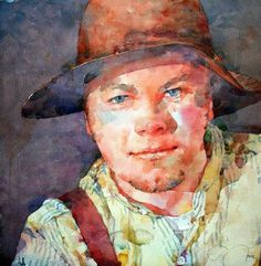Ted Nuttall WATERCOLOR