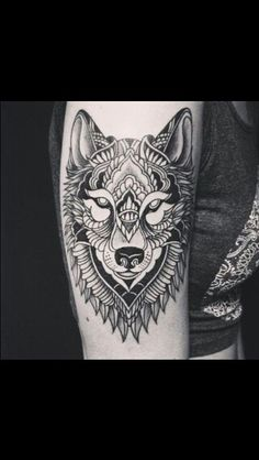Wolf vibes