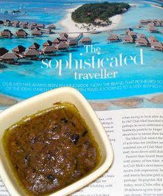 ULTIMATE Savory Dip-- Olive and Anchovy Gastronomical Delight! I almost ate myself silly with this one!