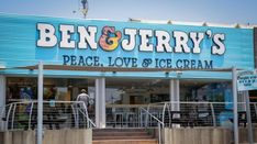 Ben & Jerry's Suffers First Major Loss After Boycotting Jewish Settlers Texas Government, Israel Today, Love Ice Cream, Ben And Jerrys, Things To Sell