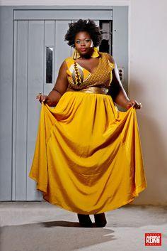 fat women look beautiful in dresses