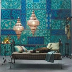 Middle Eastern Interior Design Trends and Home Decorating Ideas