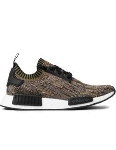 """adidas Adidas NMD Runner PK """"Olive Camo"""" Picture"""