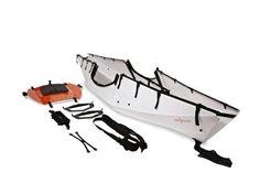 Oru kayak assembly