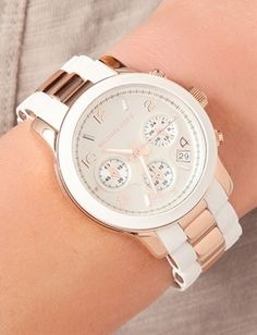 Micheal Kors watch - Popular Pins on Pinterest