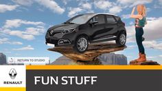 Personalise Your All-New Renault Captur Crossover