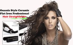 We have made the Onassis Style Ceramic Flat which is the best cheap hair straightener and has the highest quality and standard. The customers also made communication with us and said that this is qualified and standard flat iron. This has got the standard of the saloon in comparison with the standard of the hair. The plate is made with the topmost NANO ceramic technology and at the end there are bacteria free plate.