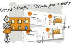 Rituels Maths CE1 | Bout de Gomme