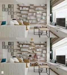 Salon - zdjęcie od Justyna Czech - Homebook.pl