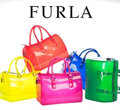 To know more about FURLA CANDY, visit Sumally, a social network that gathers together all the wanted things in the world! Featuring over 652 other FURLA items too! Designer Handbags Outlet, Wholesale Designer Handbags, Designer Purses, Designer Shoes, Bolsas Furla, Furla Bag, Neon Bag, Jelly Bag, Transparent Bag