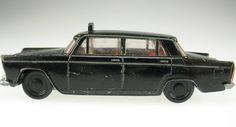 SIKU V 244 - FIAT 1800 - Taxi - schwarz - Modellauto - V244 Serie | eBay