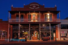 Eggemeyer's General Store, San Angelo, Texas. My favorite place to visit during Christmas time