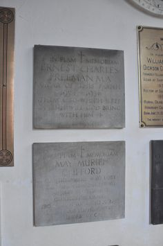 https://flic.kr/p/cJGTAQ | Shipton-under-Wychwood-128 St Mary Monuments on north wall of chancel http://www.bwthornton.co.uk/visiting-stratford-upon-avon.php