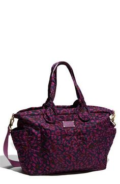 bd54ee9721dc marc by marc jacobs diaper bag. its soooo cute. if i were having a baby.