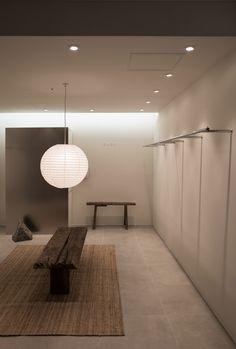 Boutique Decor, Boutique Interior, Cafe Interior, Living Room Interior, Interior Design, Exibition Design, Monochrome Interior, Counter Design, Natural Interior