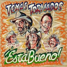 "Esta Bueno  The ultimate Tex-Mex super group is back - Augie Meyers and Flaco Jiménez reunite with the son of Doug Sahm, Shawn Sahm in a new recording that includes five previously unreleased vocal performances from the legendary Freddy Fender. And unreleased song ""Girl Going Nowhere"" by Doug Sahm."