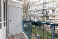 Balcony at the back Balcony, Divider, Room, Furniture, Home Decor, Bedroom, Decoration Home, Room Decor, Balconies
