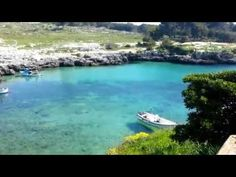 Porto Badisco - Salento - YouTube
