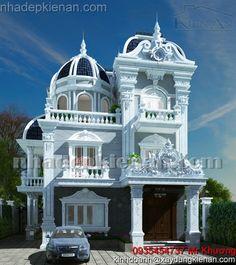 biêt thự kiểu châu âu|biệt thự cổ điển kiểu châu âu|biệt thự phong cách châu âu|biệt thự phong cách châu âu