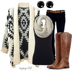A fashion look from January 2014 featuring Boody tops, Sole Society boots and Coast earrings. Browse and shop related looks.