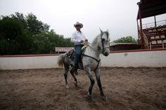"""Jaime Rodríguez Calderón """"El Bronco"""", candidato al gobierno de Nuevo León. Foto: Víctor Hugo Valdivia"""