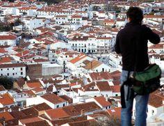 Aracena (Huelva), by @ellespain