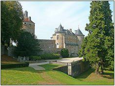 Château de Chastellux - Yonne, région Bourgogne