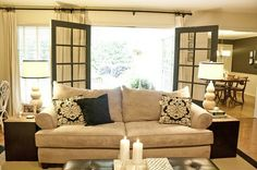South Shore Decorating Blog: Neutral Rooms