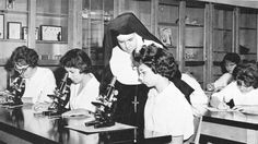 #ThrowbackThursday Sister of St Joseph teaching in 1965. #Brooklyn NY https://web.facebook.com/idealpropertiesgroup/photos/a.437113292977802.94994.113361655352969/1149750348380756/?type=3