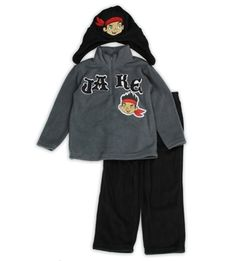 Jake The Pirate Boys Toddler 3pc w/Hat