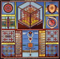 Paul Laffoley was a visionary painter, designer, futurist and hyperspace cartographer who had an extradorinary grasp of multiple fields of knowledge, all of which served as the basis for.View More → Klimt, Tarot, The Doors Of Perception, Esoteric Art, Young Art, Arte Popular, Visionary Art, Outsider Art, France