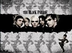 my chemical romance wallpaper -