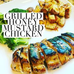 21 Day Fix Grilled Honey Mustard Chicken — JESS DUKES