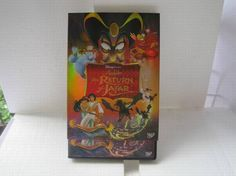 Aladdin II The Return of Jafar,Newest Disney DVD,Hot selling Disney DVD,wholesale disney dvd,if you order,we promised ship out your goods in 24H, ship by DHL/EMS,5-7 days delivery,very fast and safety.if you interesting ,pls contact me,sotrade518@live.com Children Movies, Kid Movies, Cartoon Movies, Disney Movies, Animation Movies, Disney Animation, The Return Of Jafar, Disney Cartoons, Baby Disney