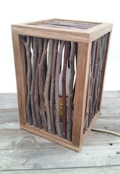 16 Incredible Handmade Reclaimed Wood Lighting Designs You Can Make By Yourself