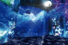 「新江ノ島水族館」では、2016年7月16日(土)より夜のスペシャルイベント「ナイトワンダーアクアリウム2016~月光に漂う水族館~」がスタート。 月の光がやさしく照らしだす神秘的な時空間で、命の誕生や成長の物語を描き出す。  住所:神奈川県藤沢市片瀬海岸2-19-1新江ノ島水族館 電話番号:0466-29-9960 開催時間 17:00~20:00 パート1:2016年7月16日(土)~9月12日(月) パート2:2016年9月13日(火)~10月31日(月) パート3:2016年11月1日(火)~12月25日(日)