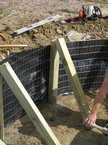 DIY Installing an in-ground trampoline...the only way I would have a trampoline.