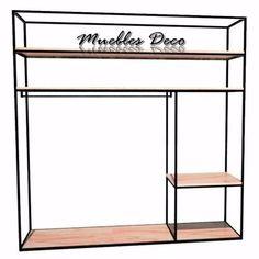 Closets, Ideas Para, Shelving, Store, Design, Home Decor, Closet, Woodworking Ideas, Barber Shop