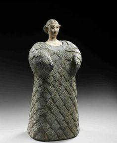 Sneak Peek at the Louvre Abu Dhabi's New Exhibit bactrian  princess