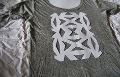 Pintura Simples para Customizar Camisetas | Artesanato e Decoração