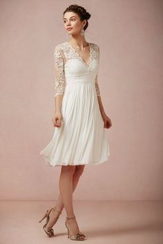 I would like something like this for the rehearsal dinner and the reception. However, this dress - Omari - is $850.