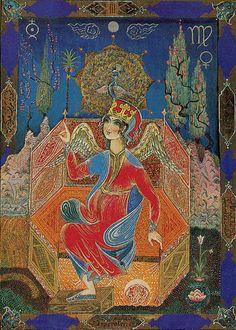 Kazanlar Tarot - The Empress