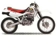 Honda XR600R -98