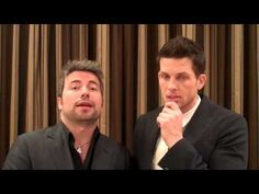 The Tenors on Why They Love Chicago!  Why do YOU love Chicago?