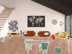 È la Mia Casa Unica Al Mondo! #LetsCreate #MyMdM Metti un <3 e tenta anche tu la fortuna per vincere #UnaCasaUnicaAlMondo